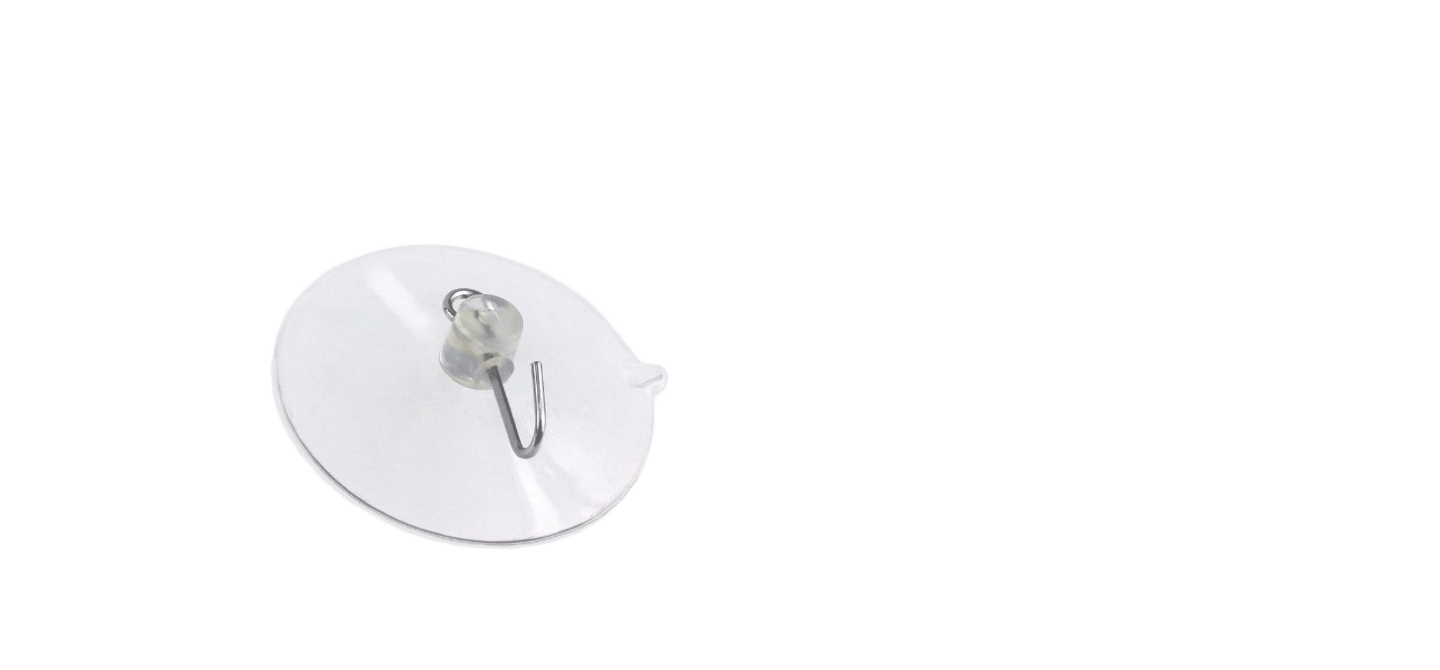 suction cup with hook