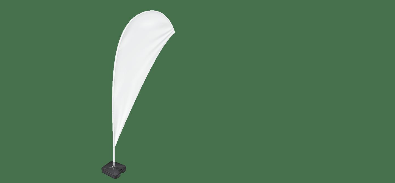 replacement teardrop banner
