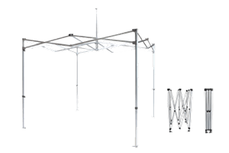 10x10 Heavy Duty Canopy Tent Frame