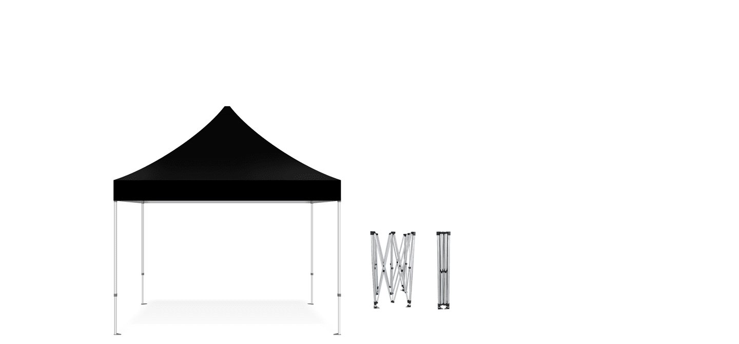 1 Color Canopy Tent