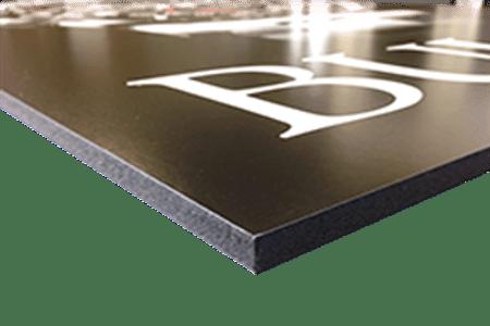 1 inch Gatorboard Printing