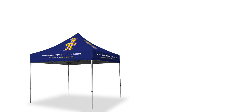 10 foot Canopy Tent | Full Color Tents