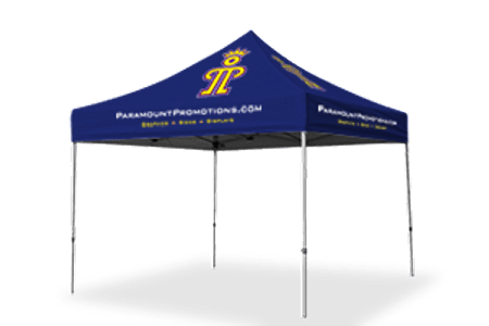 10 foot Canopy Tent | Full Color Tents