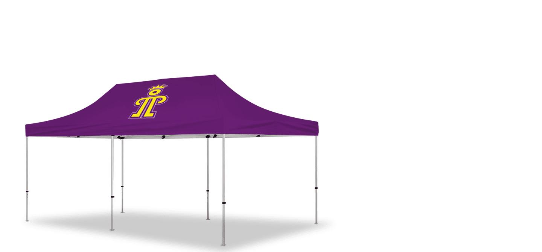 10x20 Custom Printed Canopy Tent