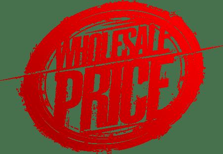 wholesale print pricing